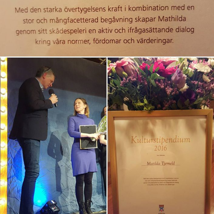 Västerås stads Kulturstipendie