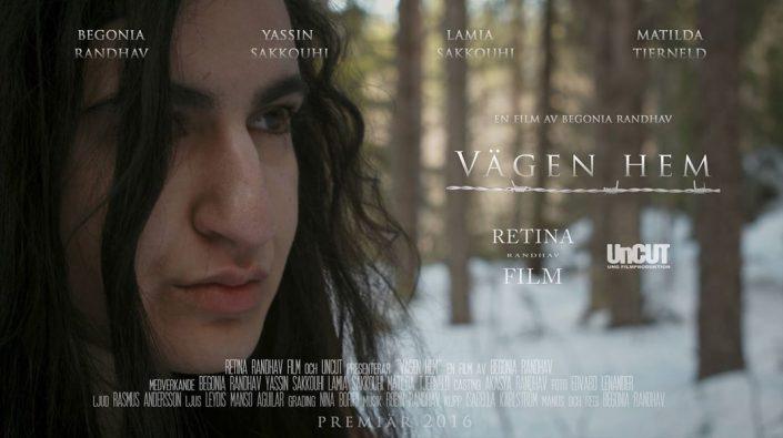 """The way home"" i regi av Begonia Randhav"