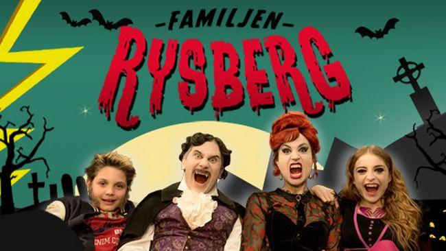 Vampyrserie på SVT
